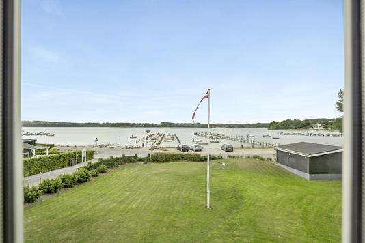 Villa på Sønderballe Strand i Haderslev - Udsigt