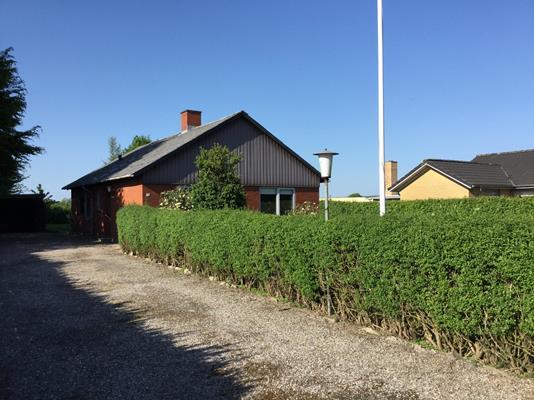 Villa på Østergårdsvej i Vojens - Ejendommen
