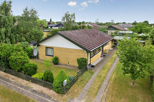 Villa på Gefionsvænge i Vojens - Ejendommen