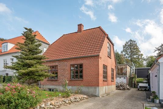 Villa på Christine Frederikke Vej i Haderslev - Ejendommen