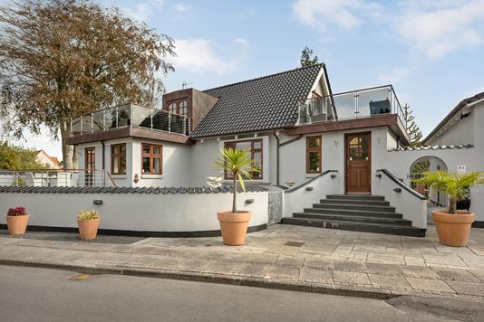 Villa på Galstedvej i Bevtoft - Ejendommen