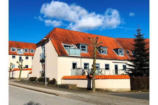 Ejerlejlighed på Borgervænget i Haderslev - Facade bolig