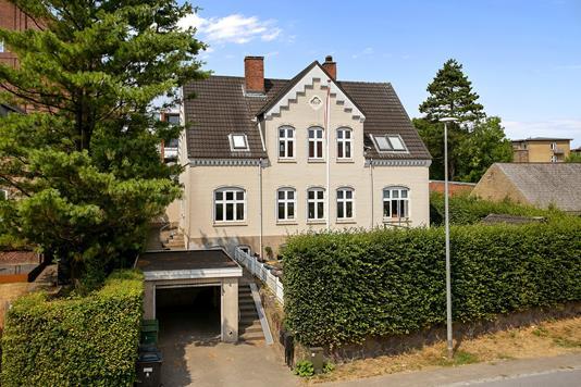 Ejerlejlighed på Ribe Landevej i Haderslev - Facade bolig
