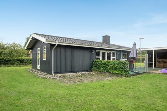 Fritidsbolig på Aarø Sydstrand i Haderslev - Ejendommen