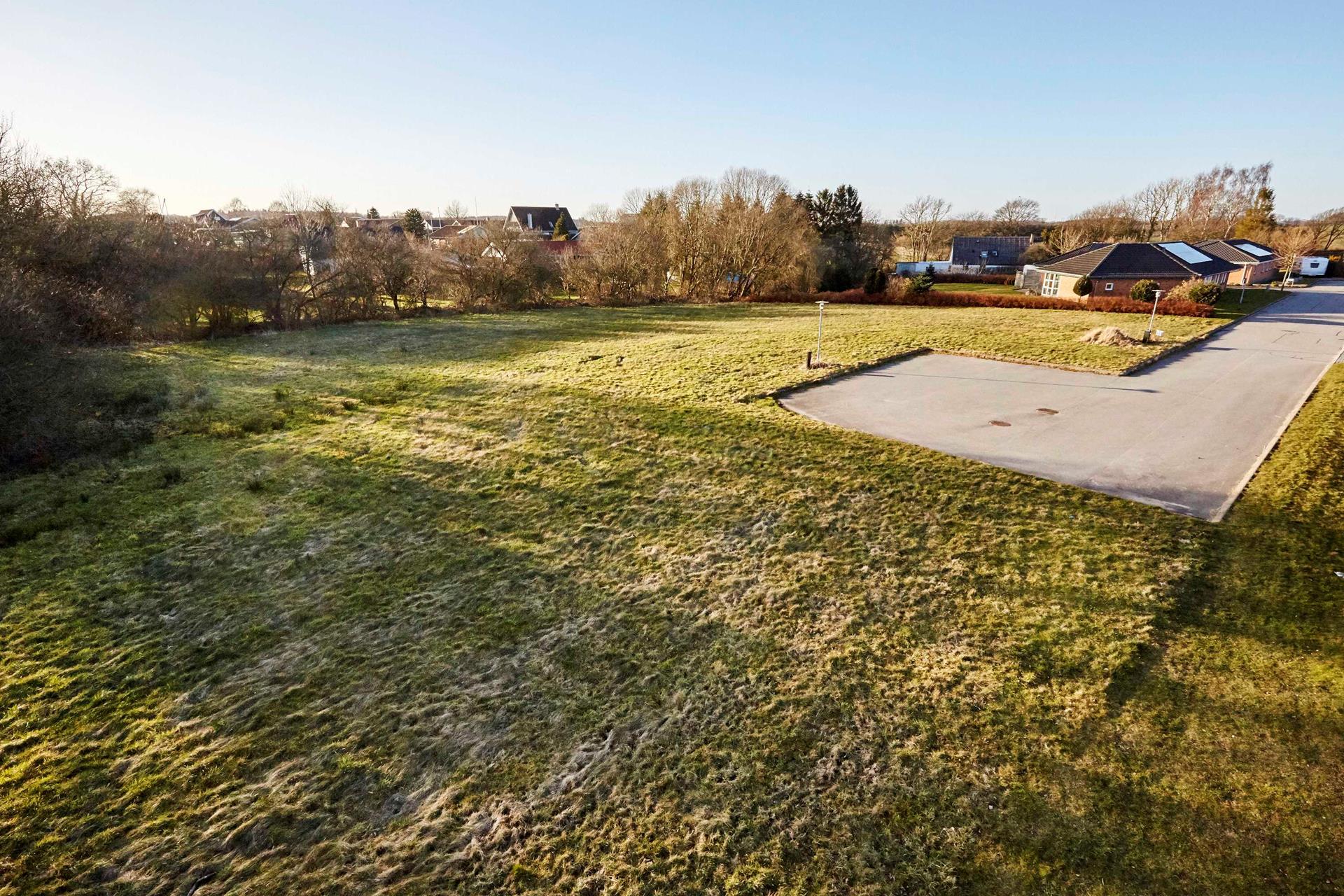 Helårsgrund på Kalmargårdparken i Haderslev - Andet