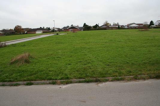 Helårsgrund på Ærtevej i Vojens - Grund