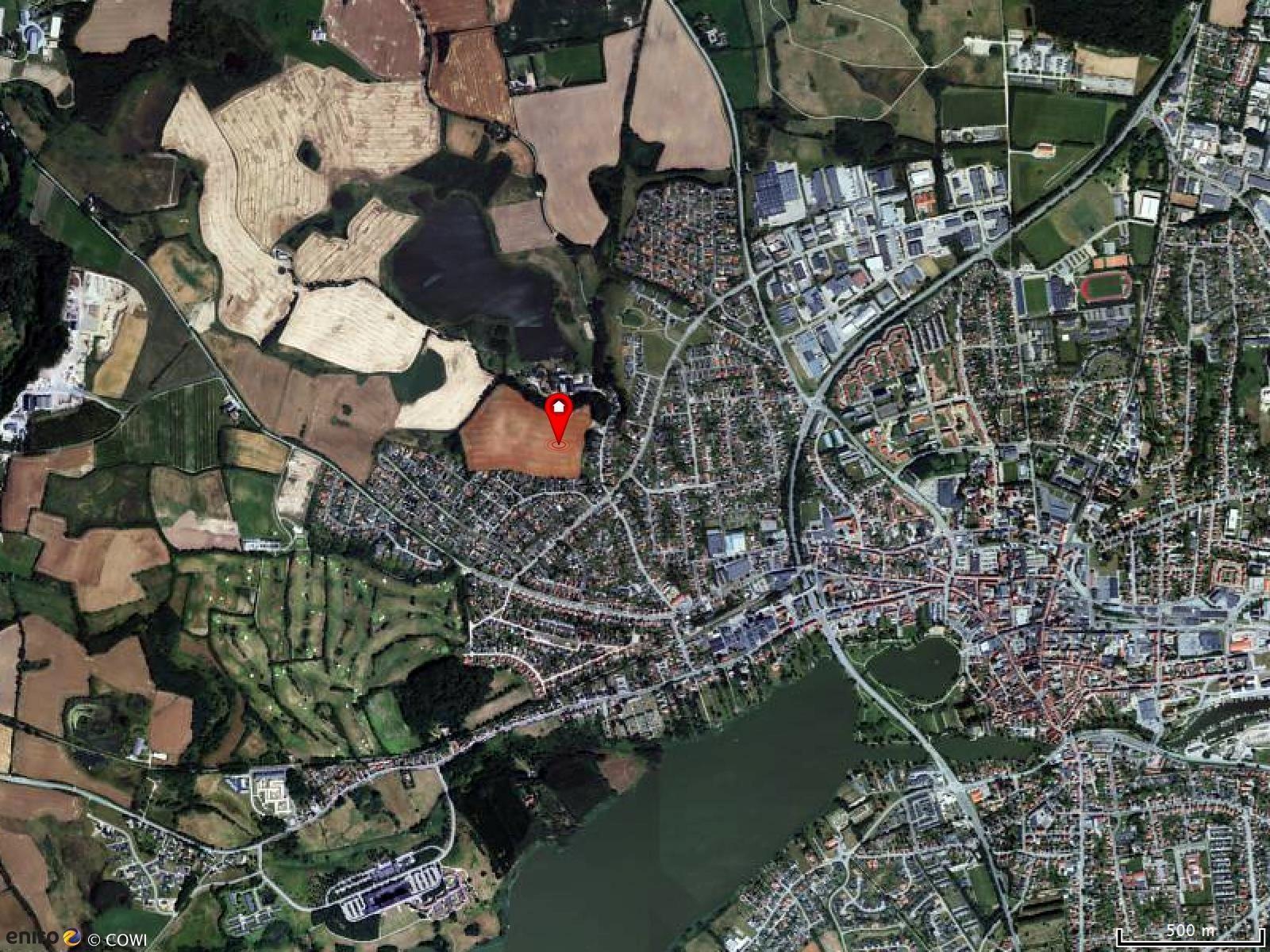 Helårsgrund på Ejsbølhøj i Haderslev - Forsidebillede