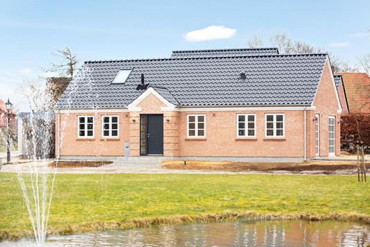 Villa på Gartnerhaven i Varde - Ejendommen