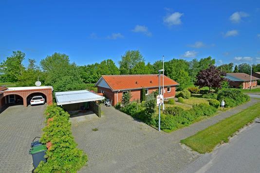 Villa på Hjørngårdsvej i Varde - Mastefoto