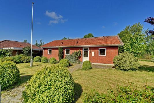 Villa på Hjørngårdsvej i Varde - Ejendommen