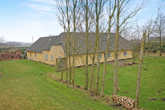 Villa på Galthogårdvej i Ølgod - Ejendommen