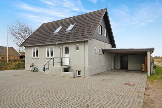 Villa på Toftnæsvej i Varde - Ejendommen