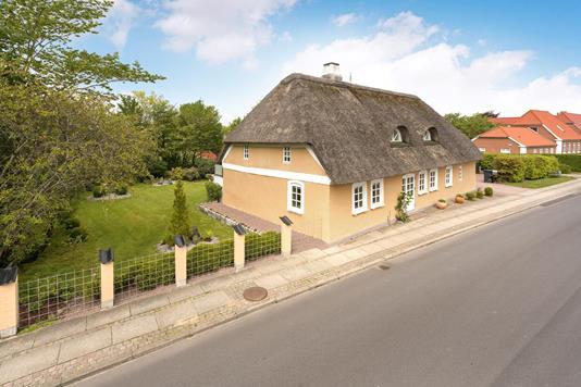 Villa på Bredgade i Varde - Ejendommen