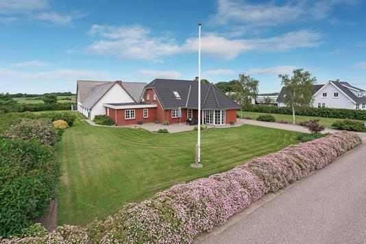 Villa på Bjerremosevej i Varde - Ejendommen