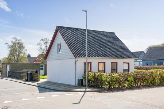 Villa på Østmøllevej i Nørre Nebel - Ejendommen