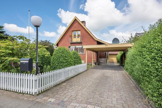 Villa på Fredensvej i Varde - Ejendommen