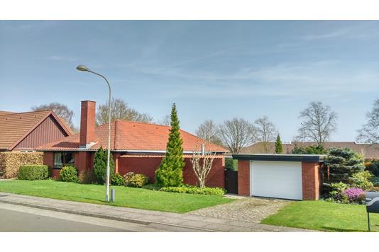 Villa på Rosenvænget i Varde - Ejendommen