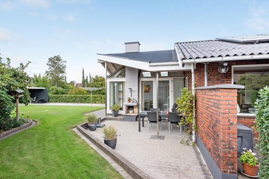 Villa på Brorsonsvej i Varde - Terrasse
