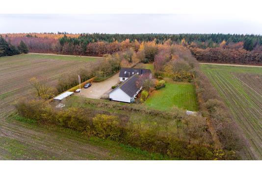 Villa på Frøstrupskovvej i Nørre Nebel - Andet