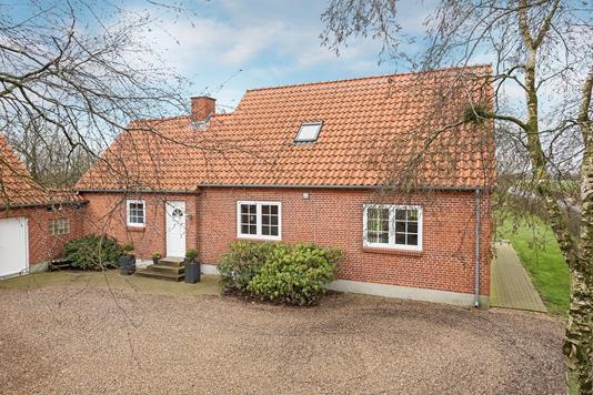 Villa på Kokjærvej i Agerbæk - Ejendommen