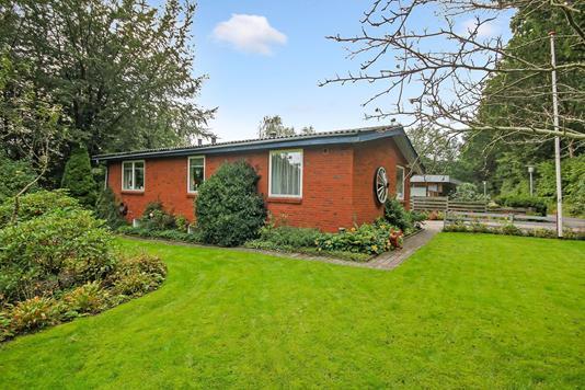 Villa på Solpromenaden i Varde - Hus