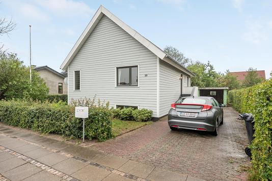Villa på Danmarksgade i Ikast - Ejendommen