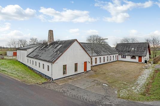 Villa på Skyggevej i Bording - Ejendommen
