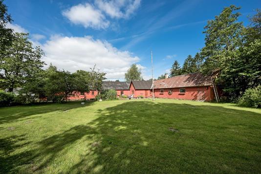 Villa på Klosterlundvej i Engesvang - Ejendommen