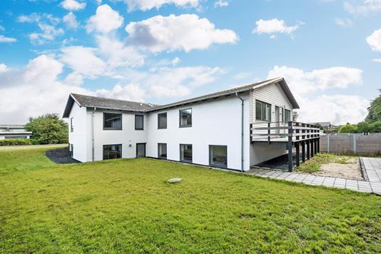 Villa på Nygade i Ikast - Ejendommen