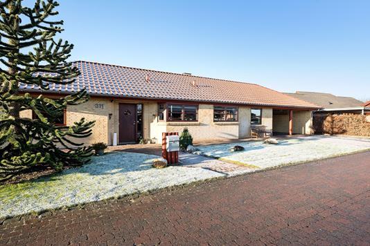 Villa på Svaneparken i Ikast - Ejendommen