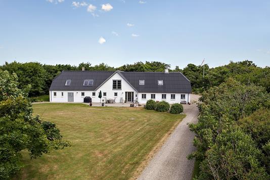 Villa på Vandborgvej i Lemvig - Ejendommen