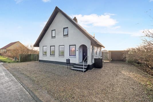 Villa på Vestermøllevej i Lemvig - Ejendommen