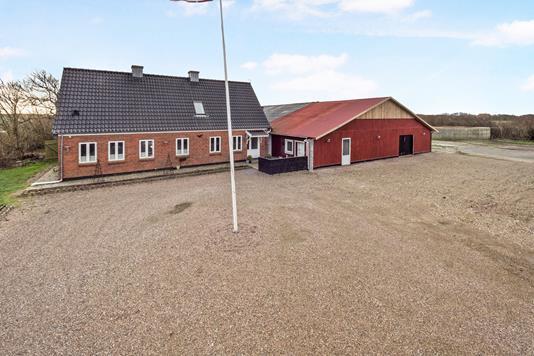 Villa på Gåskærvej i Lemvig - Ejendommen