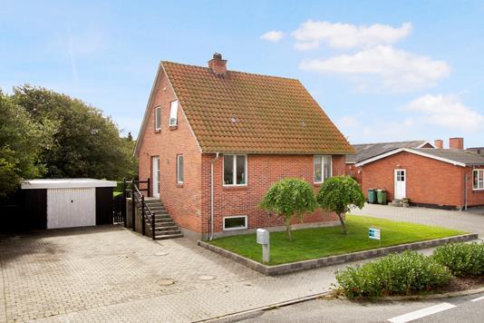 Villa på Lomborgvej i Lemvig - Ejendom 1