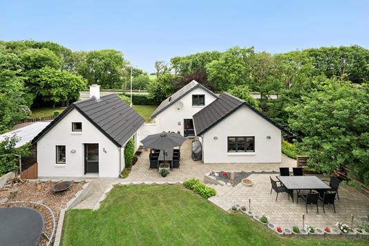 Villa på Fabjergvej i Lemvig - Ejendommen