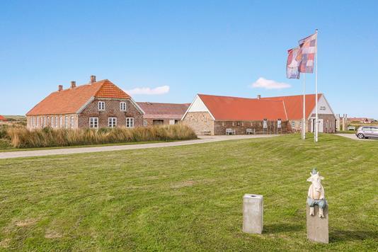 Villa på Rubyvej i Lemvig - Ejendommen