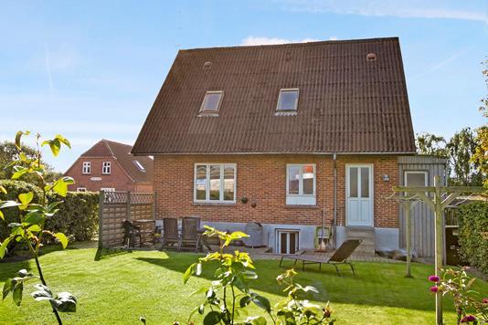Villa på Danmarksgade i Lemvig - Ejendom 1