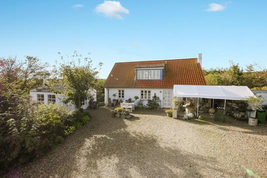 Villa på Remmerstrandvej i Lemvig - Ejendommen