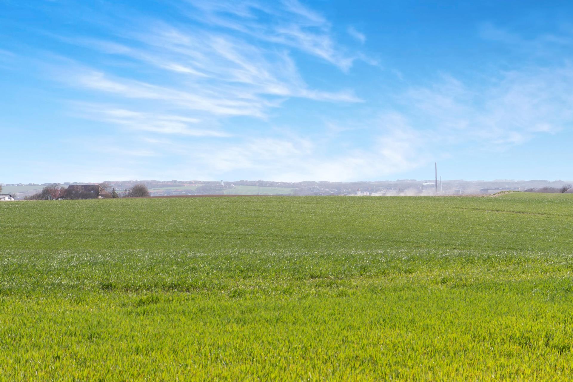 Landejendom på Houlindvej i Lemvig - Område