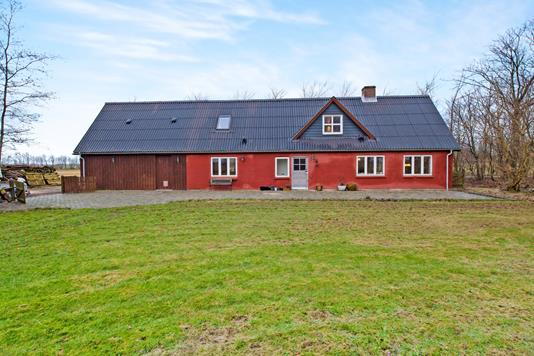Villa på Lergravvej i Bøvlingbjerg - Ejendommen