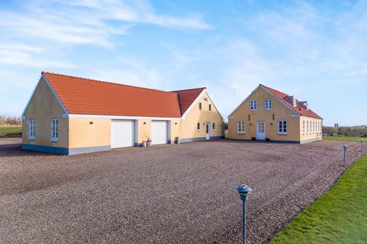 Villa på Tvedvej i Lemvig - Ejendommen