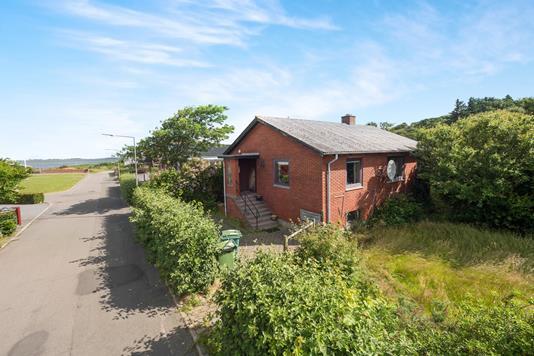 Villa på Tannebækvej i Lemvig - Ejendommen