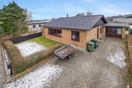 Villa på Ydunslund i Lemvig - Ejendommen