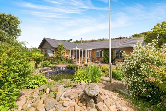 Villa på Rønbjerghage i Lemvig - Ejendommen