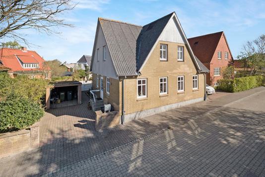 Villa på Bjergvej i Lemvig - Ejendommen