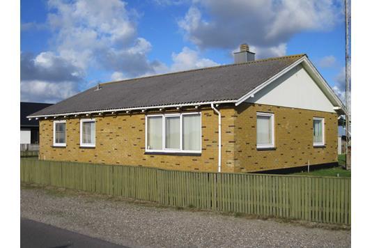 Villa på Strandvejen i Harboøre - Facade