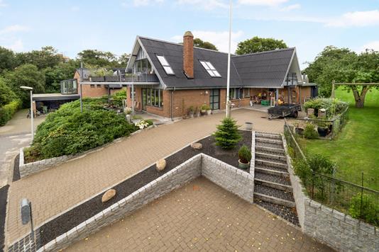Villa på Teglgårdsbakken i Lemvig - Ejendom 1