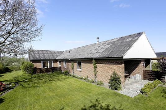 Villa på Høgevej i Lemvig - Ejendommen