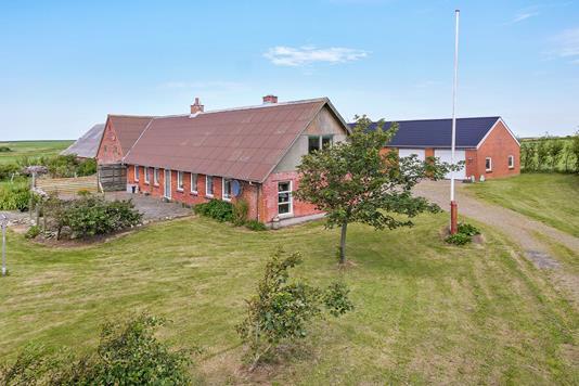 Villa på Knakkervej i Lemvig - Ejendommen