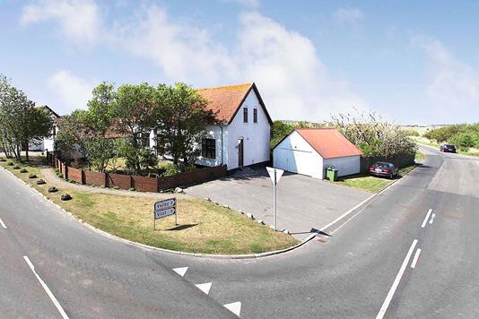 Villa på Harboørevej i Lemvig - Ejendommen